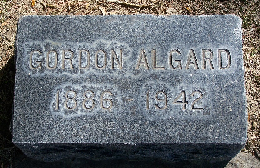 Arthur Gordon Algard