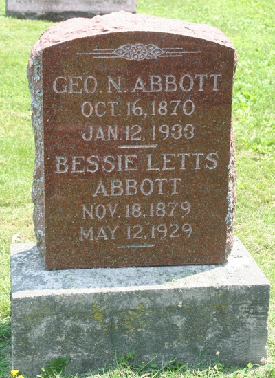 George Norman Abbott