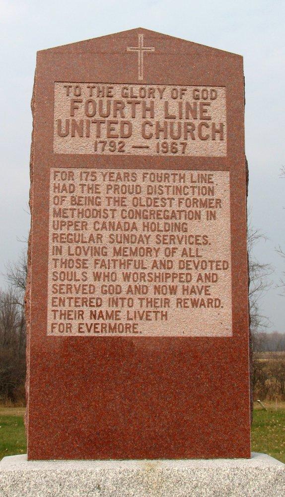Fourth Line Fellows Cemetery