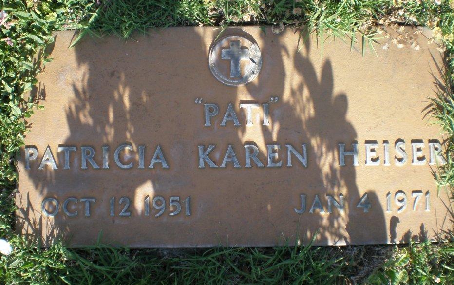 Patricia Karen Pati Heiser