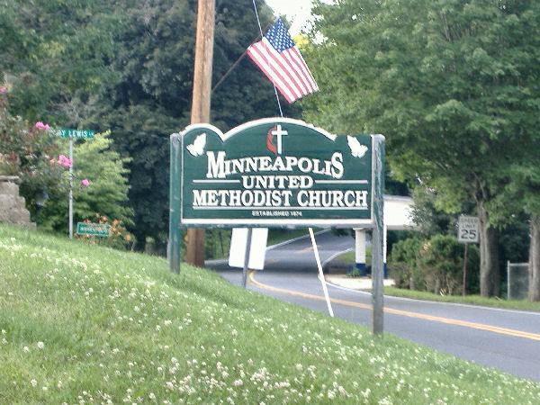 Minneapolis Methodist Church Cemetery