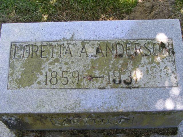 Loretta Anderson