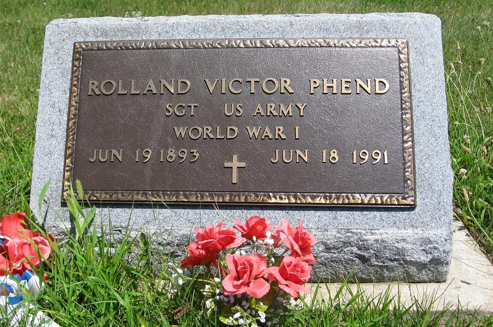 Rolland Victor Phend