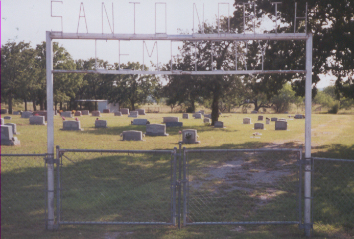 Santo North Cemetery