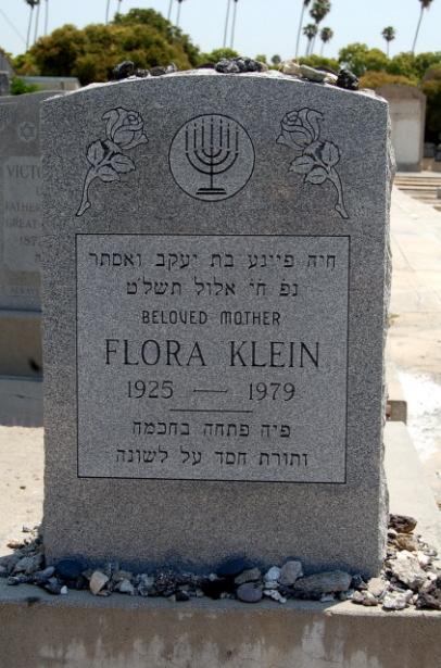 Flora Klein