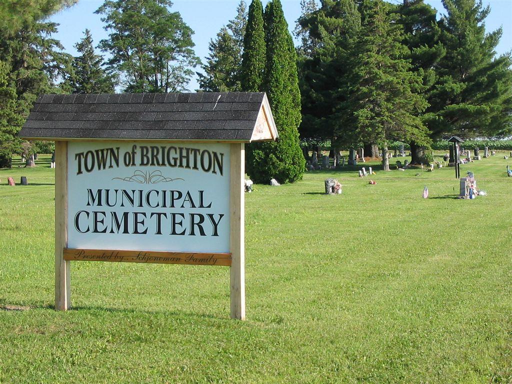 Town of Brighton Municipal Cemetery