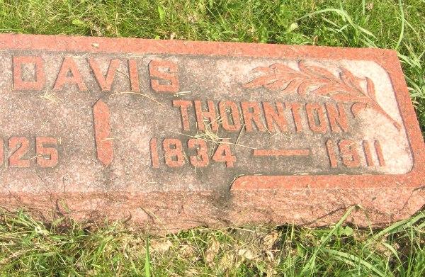 Thornton S. Davis
