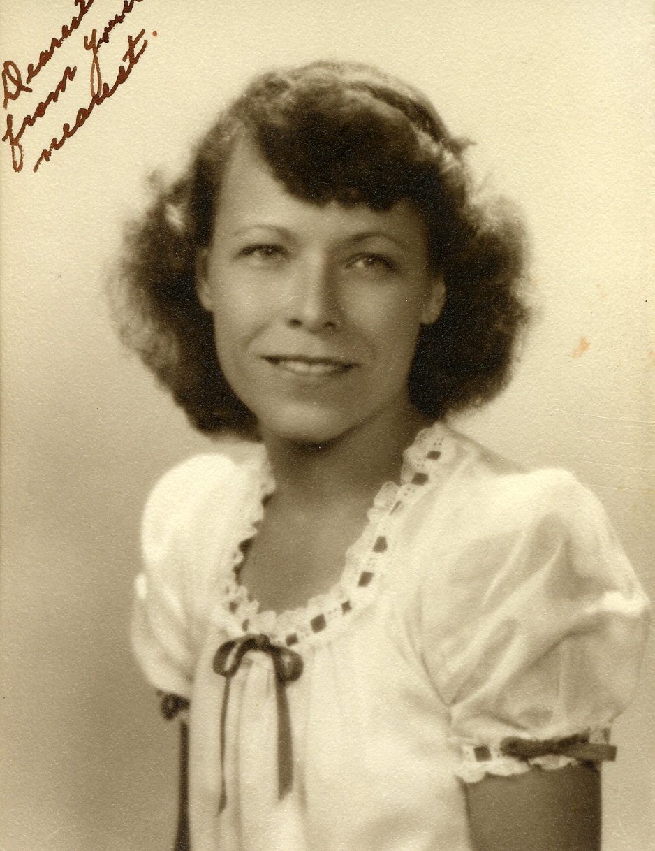 Mabel Elizabeth <i>Jerome</i> Holmes