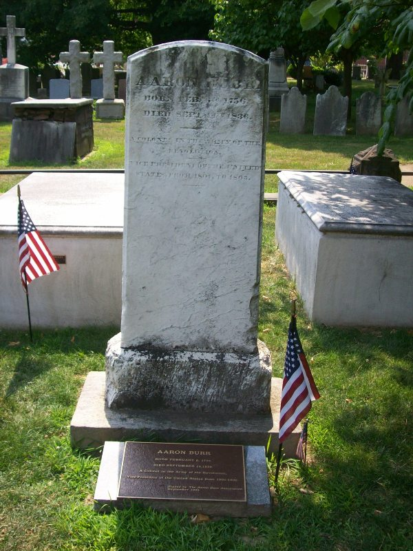 Aaron Burr, Jr