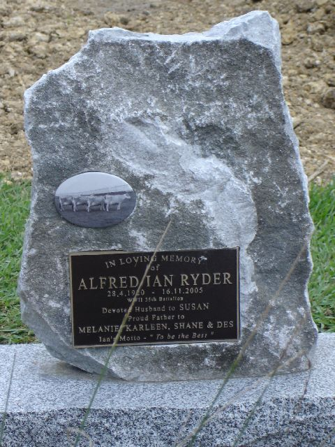 Alfred Ian Ryder