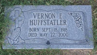 Vernon E. Huffstatler