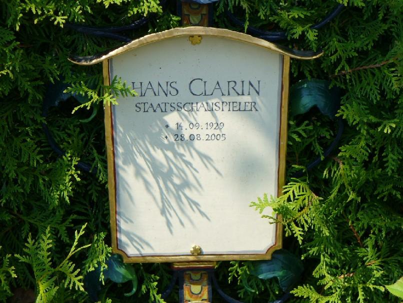 Hans Clarin
