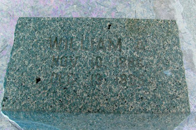 William A. Willie Hegeman