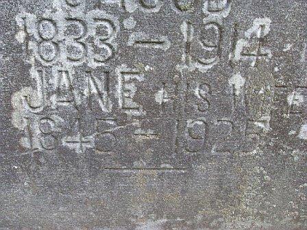 Jane <i>Stoops</i> Barnett