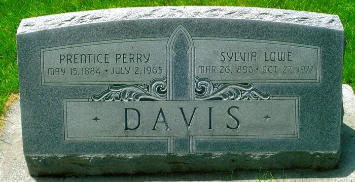 Sylvia <i>Lowe</i> Davis