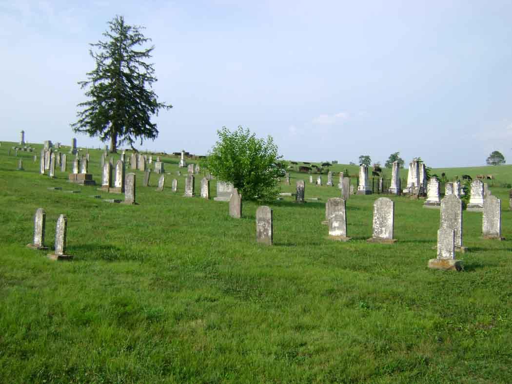 Saint Johns Lutheran Church Cemetery (Sauers)