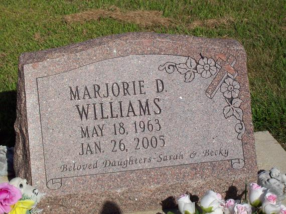 Marjorie D. Williams