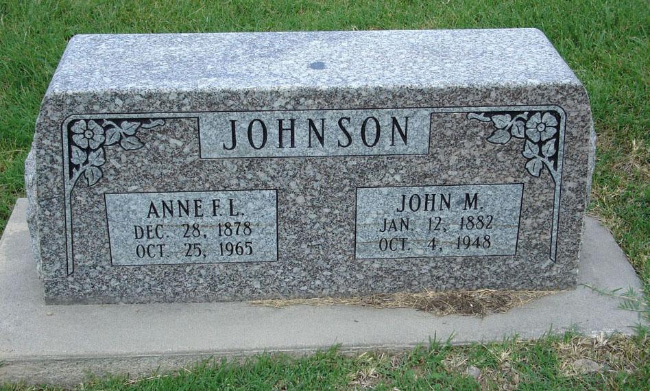 John Lehi Moroni Johnson