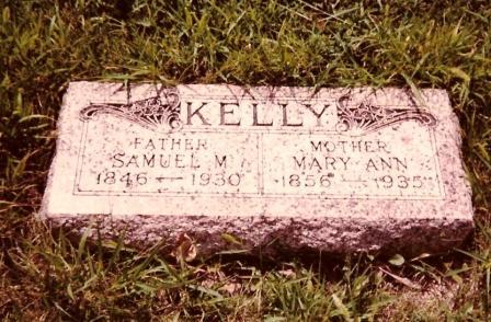 Mary Anne <i>Bachoritch</i> Kelly