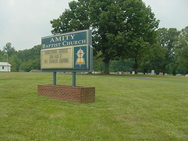 Amity Baptist Church Cemetery