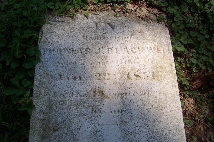 Thomas J Blackwell