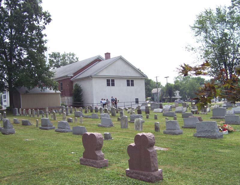 Silverdale Brethren in Christ Cemetery