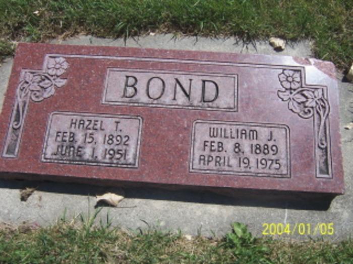 William Joseph Bond