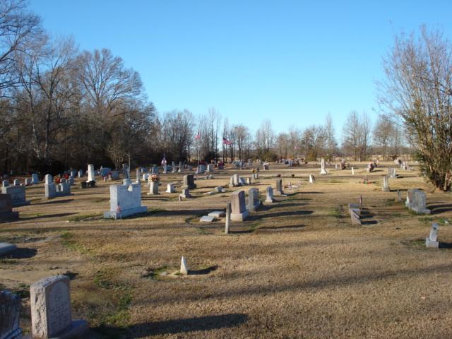 Coax Baptist Church Cemetery