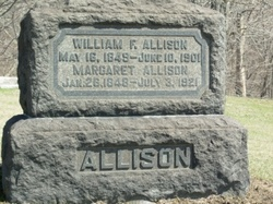 Margaret O. <i>Bixler</i> Allison