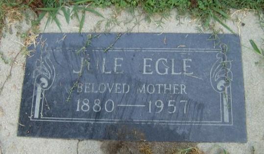 Jule <i>Johnson</i> Egle