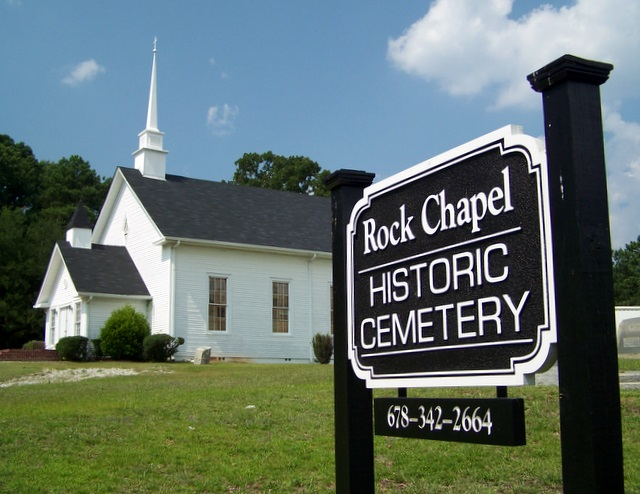 Rock Chapel Historic Cemetery