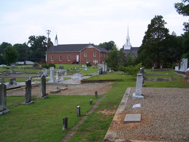Bethesda United Methodist Church Cemetery