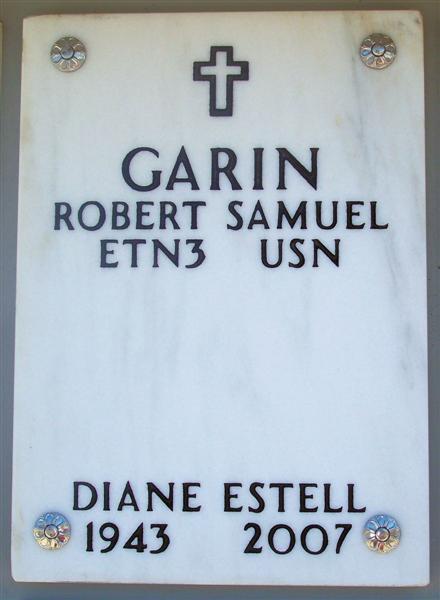Diane Estelle <i>Sabol</i> Garin