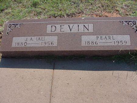 Pearl Allison Devin