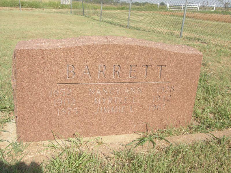 Jimmie L. Barrett