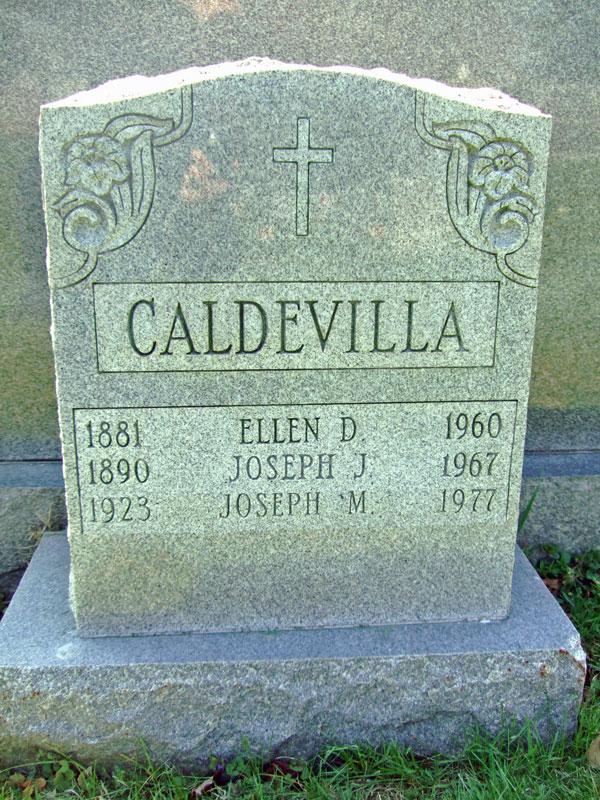 Joseph M. Caldevilla