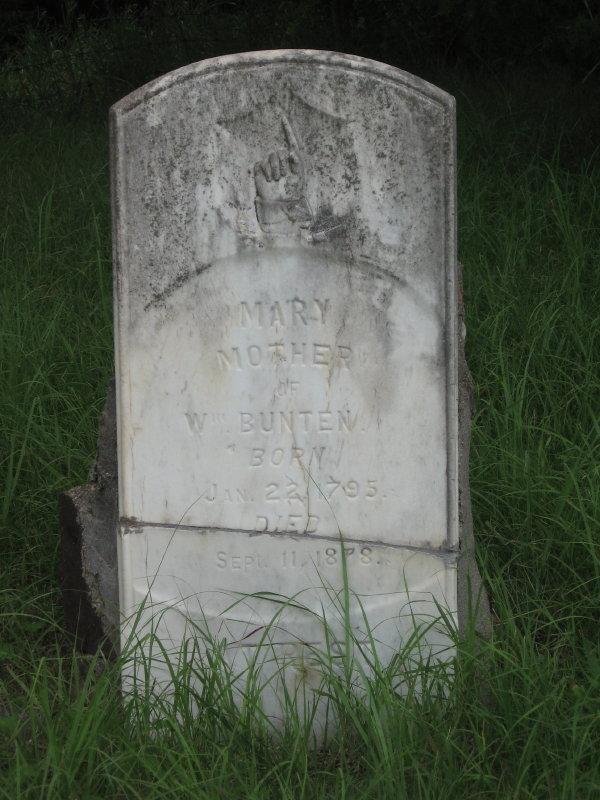 Mary Bunten