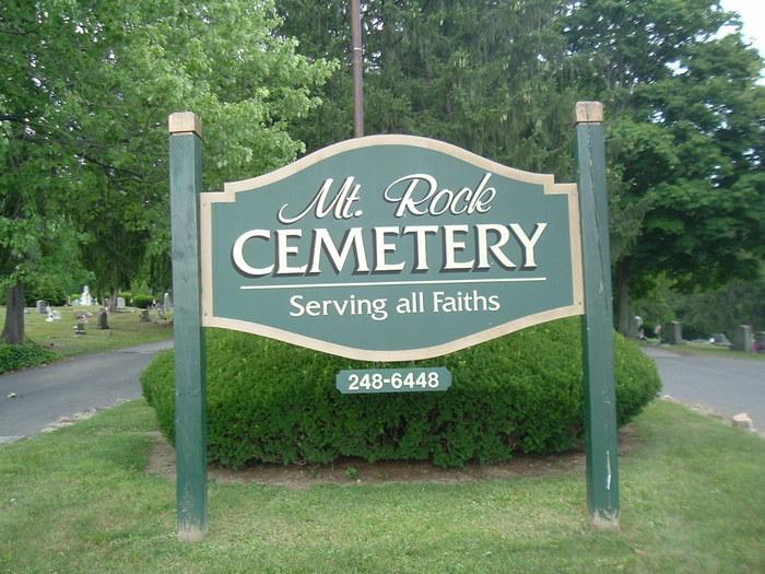 Mount Rock Cemetery