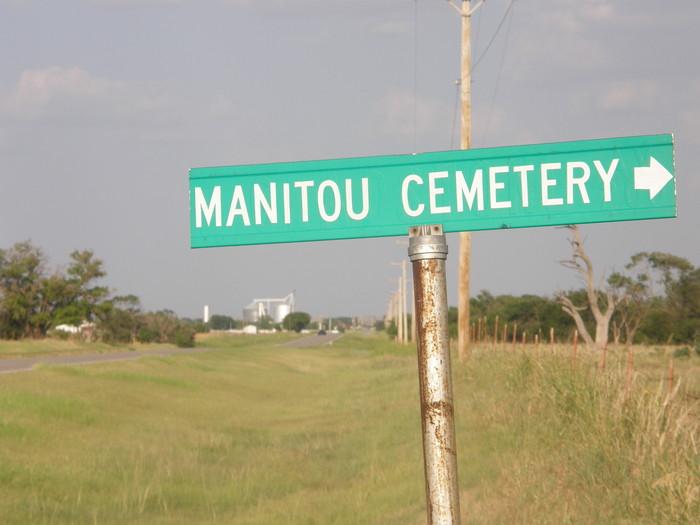 Manitou Cemetery
