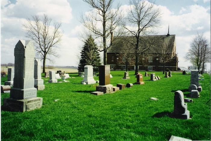 West Saint Charles United Methodist Cemetery