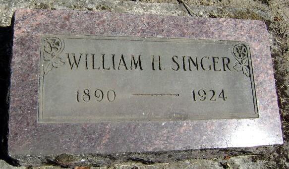William Hugh Singer