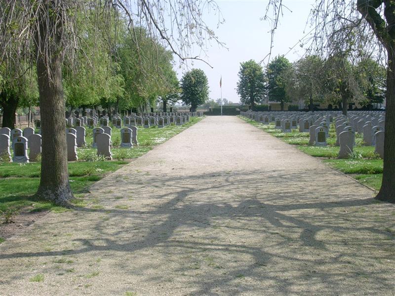 Westvleteren Belgian Military Cemetery