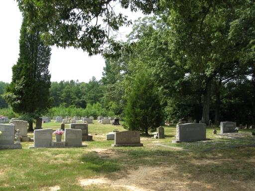 Rose of Sharon Baptist Church Cemetery