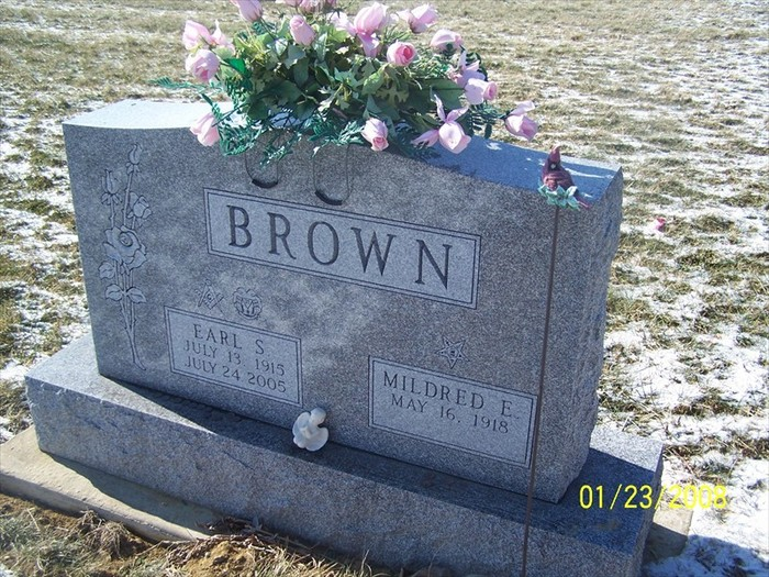 Mildred E. <i>Darter</i> Brown