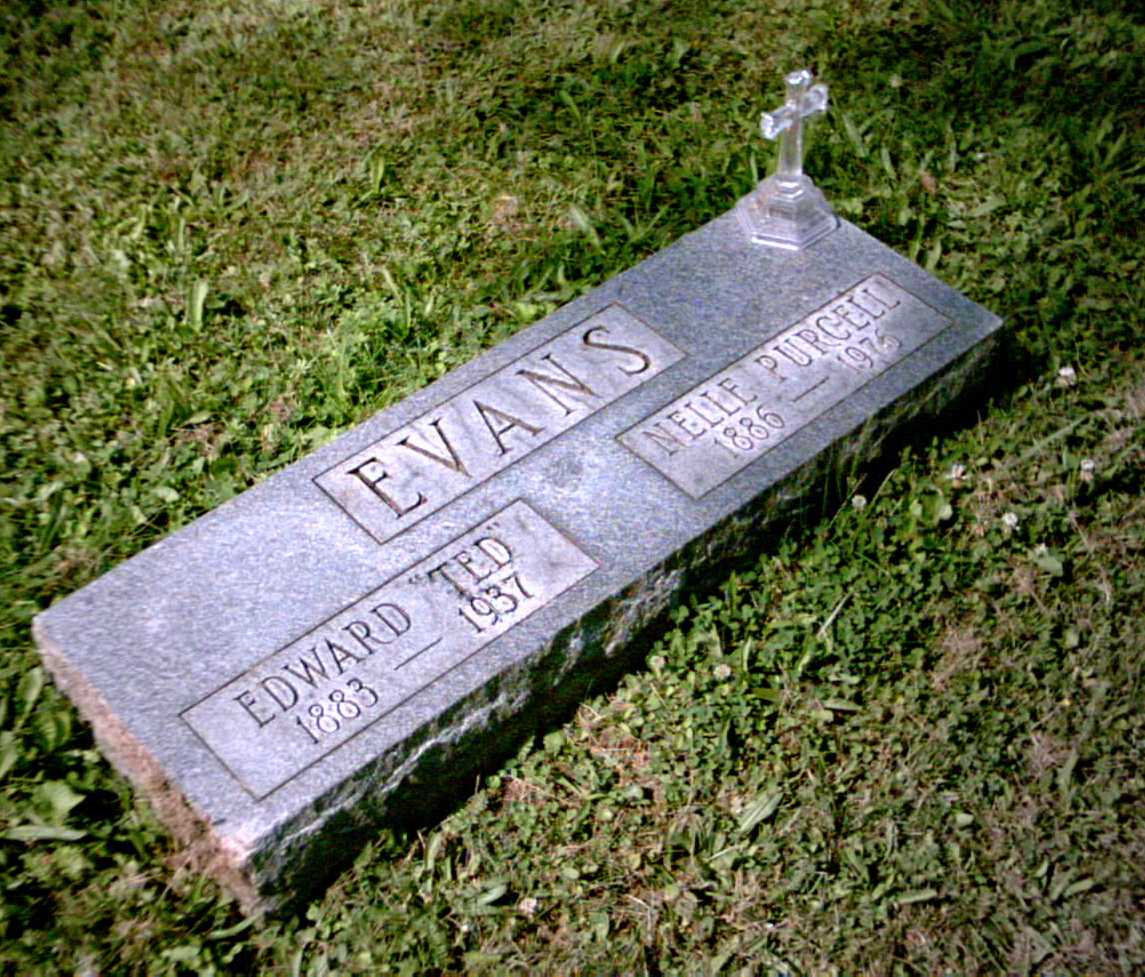 Edward John Ted Evans