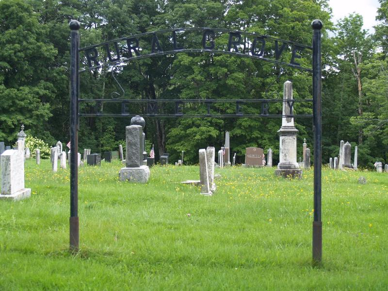 Rural Grove Cemetery