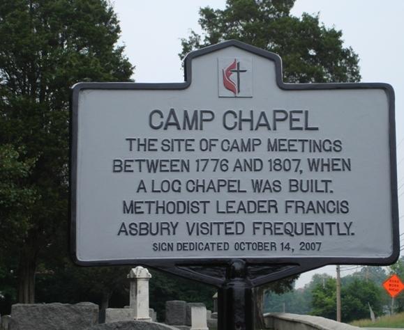 Camp Chapel United Methodist Cemetery