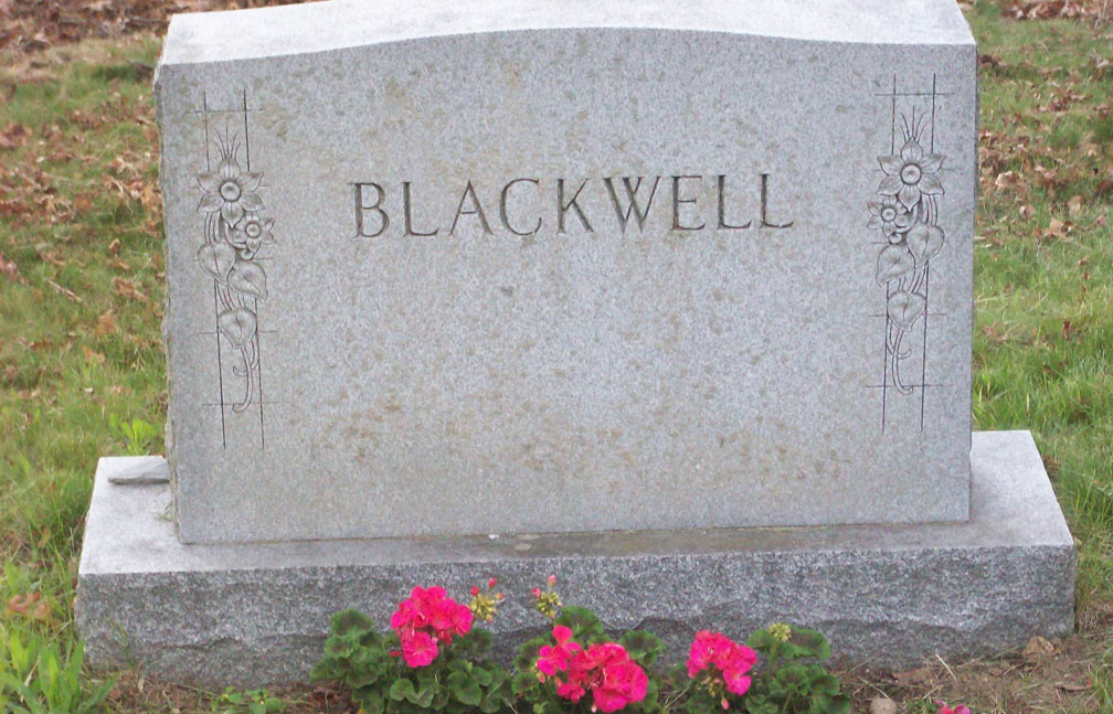 Richard Burt Blackwell