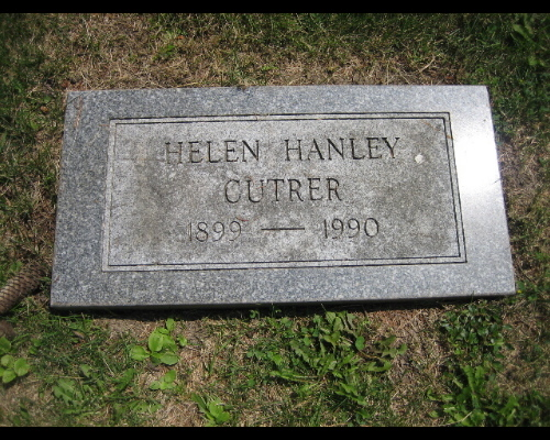 Helen <i>Hanley</i> Cutrer