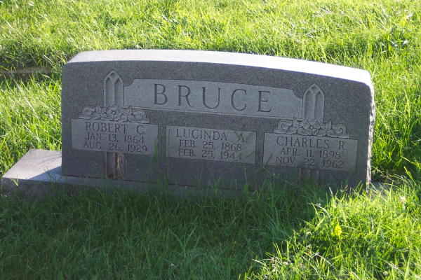 Lucinda Abigail <i>Worley</i> Bruce